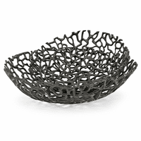 Hawthorne Decorative Cutwork Bowls - Set of 2