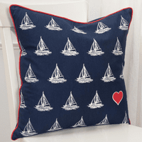 Heart of the Sea Pillow