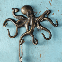 Helpful Octopus Key Holder