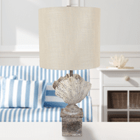 Hermosa Shell Table Lamp