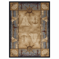 High Seas Rug Collection