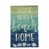 Home Sweet Beach Home Sign