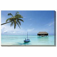 Honeymoon Indoor/Outdoor Canvas Art