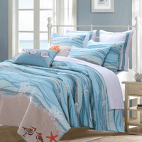 Honolua Bay Quilt Bonus Set - Twin - OVERSTOCK