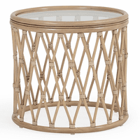 Hurley Round End Table