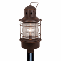 Hyannis Bronze Outdoor Post Light