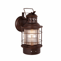 Hyannis Bronze Outdoor Wall Sconce - 5 Inch