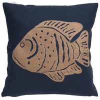 Irvington Fish Pillow