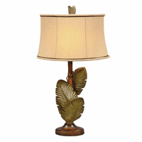 Islamadora Palm Leaves Table Lamp