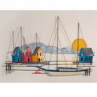 Island Harbor Wall Hanging