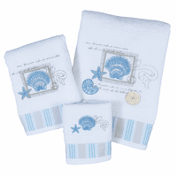 Island Shells Towel Collection