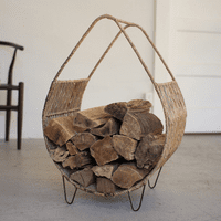 Island Time Firewood Holder