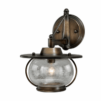 Jamestown Vanity Light - 1 Light
