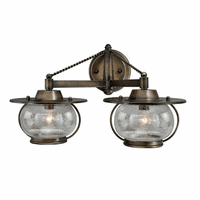 Jamestown Vanity Light - 2 Light