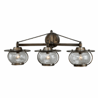 Jamestown Vanity Light - 3 Light