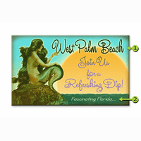 Join Us for a Refreshing Dip Personalized Signs