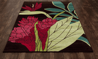 Kauai Flower Rug Collection