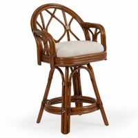 Keely Swivel Counter Stool