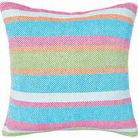 Key Largo Stripe Pillow