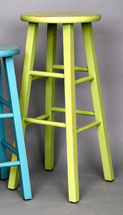 Key Lime Barstool - 30 Inch - OUT OF STOCK