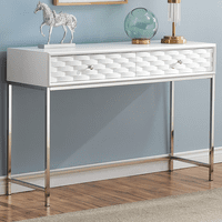 Kingston 2 Drawer Console