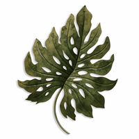 Kingston Leaf Metal Wall Sculpture