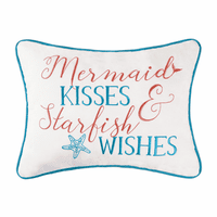 Kisses and Wishes Pillow
