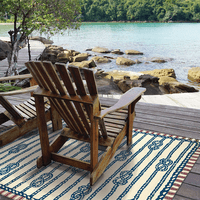Knotted Lines Indoor/Outdoor Rug Collection