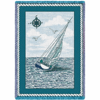 Lake Breeze Blanket