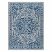 Lanai Indigo Indoor/Outdoor Rug Collection