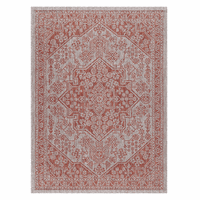 Lanai Terra Cotta Indoor/Outdoor Rug Collection