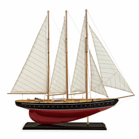 Large Birch Sailboat