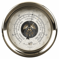Large Captain's Barometer