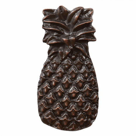 Large Pineapple Cabinet Pull