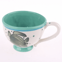 Leatherback Turtle Mugs - Set of 6