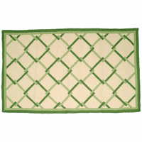 Leeward Green Rug Collection
