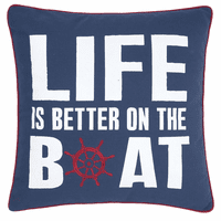 Life Boat Pillow