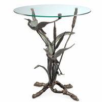 Lift Off Cranes End Table
