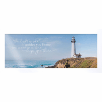 Lighthouse Guidance Wall Art