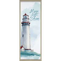 Lighthouse Shine Wall Art