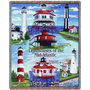 Lighthouses of the Mid-Atlantic Blanket