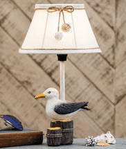 Little Gull Rest Accent Lamp