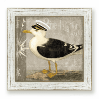 Little Seagull I Framed Art