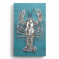 Lobster Canvas Wall Art