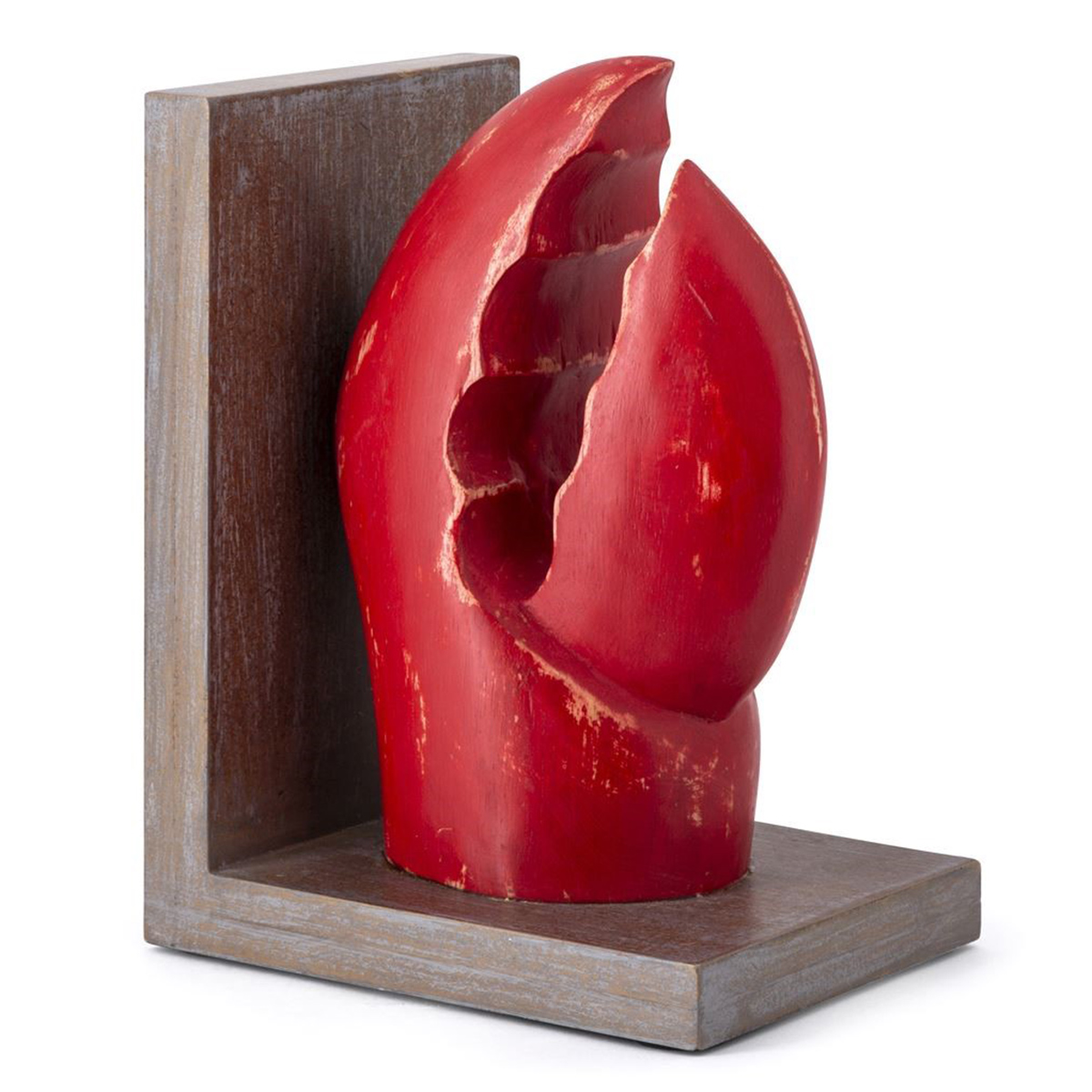 Lobster Claw Bookends