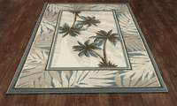 Long Key Palms Rug Collection
