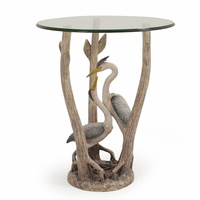 Love Birds Outdoor Side Table