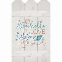Love Letters Wall Décor