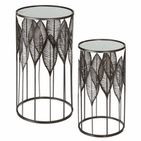 Madeira Beach Side Tables - Set of 2