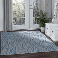 Marbella Cove Cream Indoor/Outdoor Rug Collection